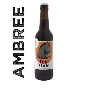 Bière tête de mule - La Popotte Bressuire