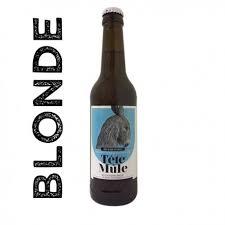 Bière Tête de Mule Blonde - La Popotte Bressuire