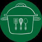 Logo La Popotte Restaurant Bressuire - Sur place, livraison et à emporter